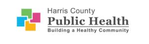 Harris County Public Health logo.