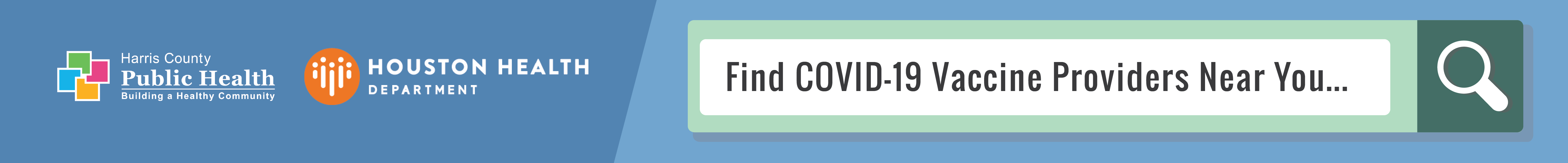 Click here to find COVID-19 vaccine providers near you.