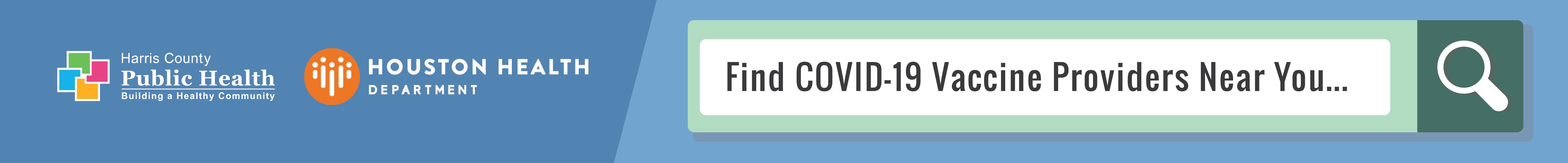 Click here to find COVID-19 vaccine providers near you.
